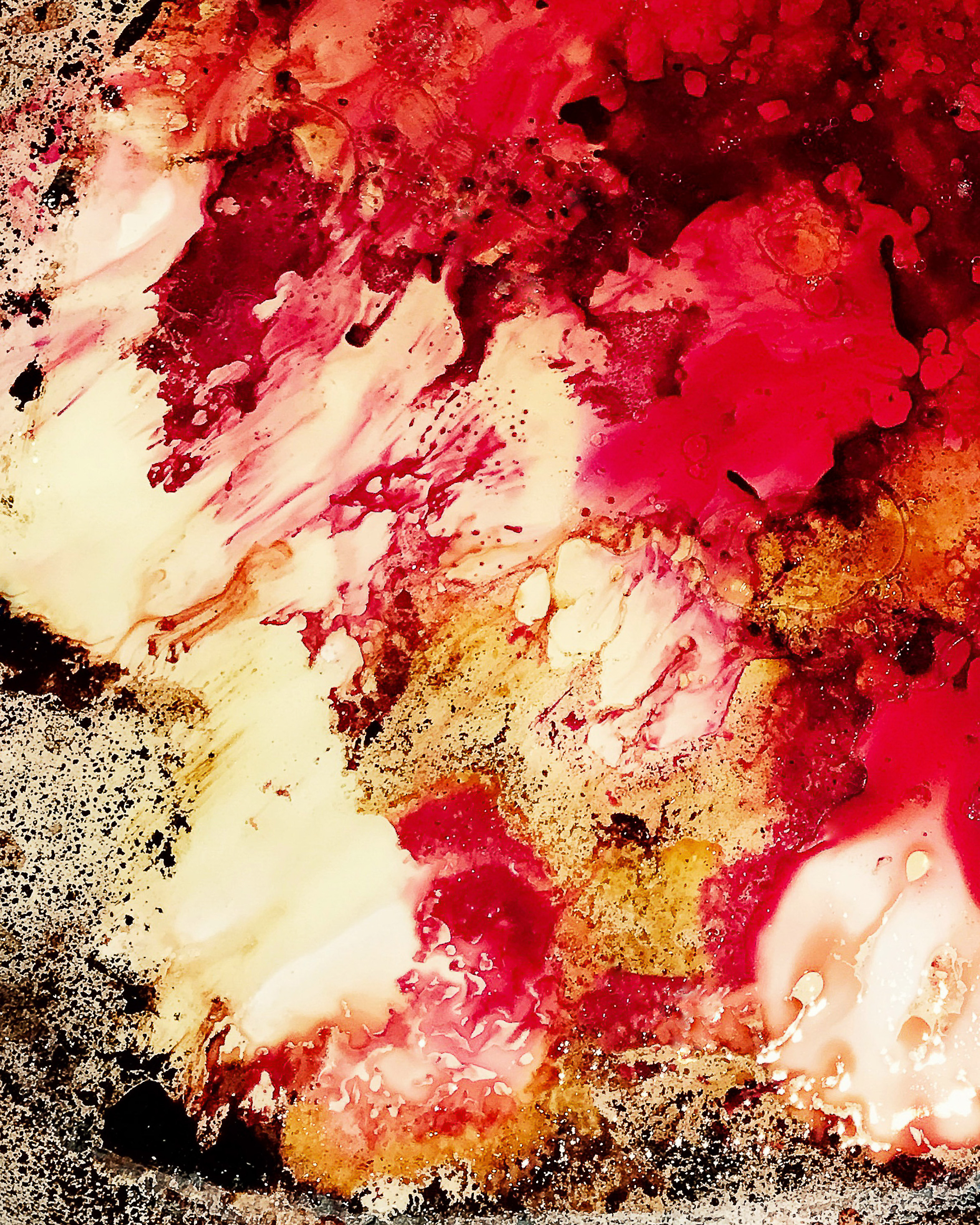 Untitled (Eruption)