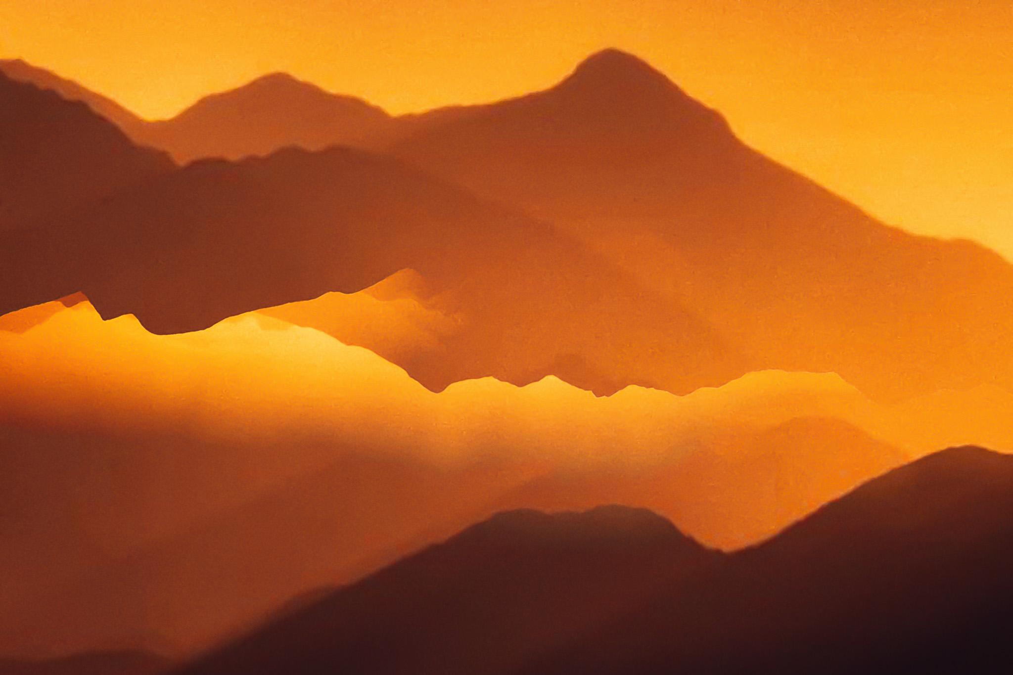 Range of Light (Sunrise)