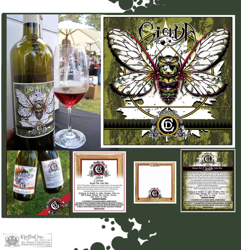 """Cellar Dwellers Wine """
