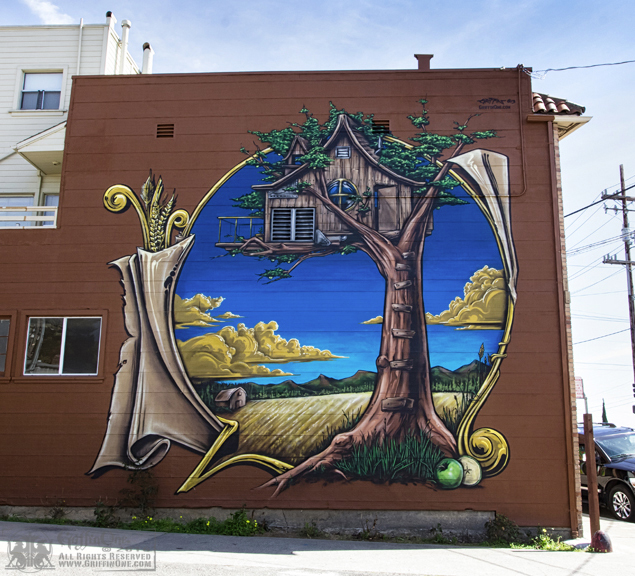 """Oakland Tree House"""