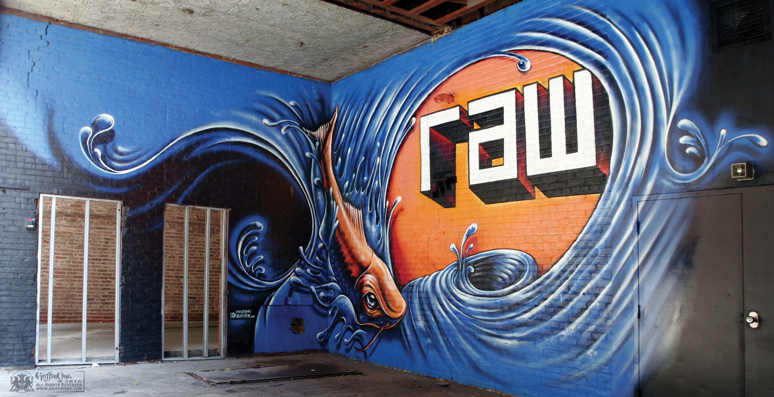 """Raw Sushi"" - Louisville"