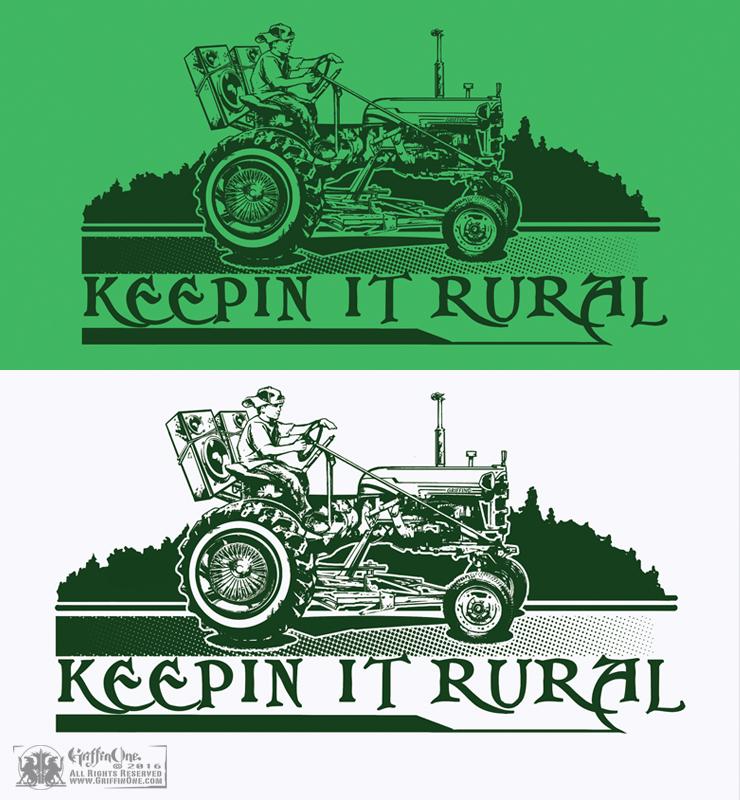"""""""Keepin it Rural"""""""