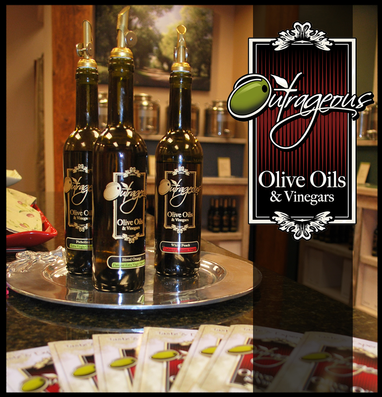 """Outrageous Olive Oils"""