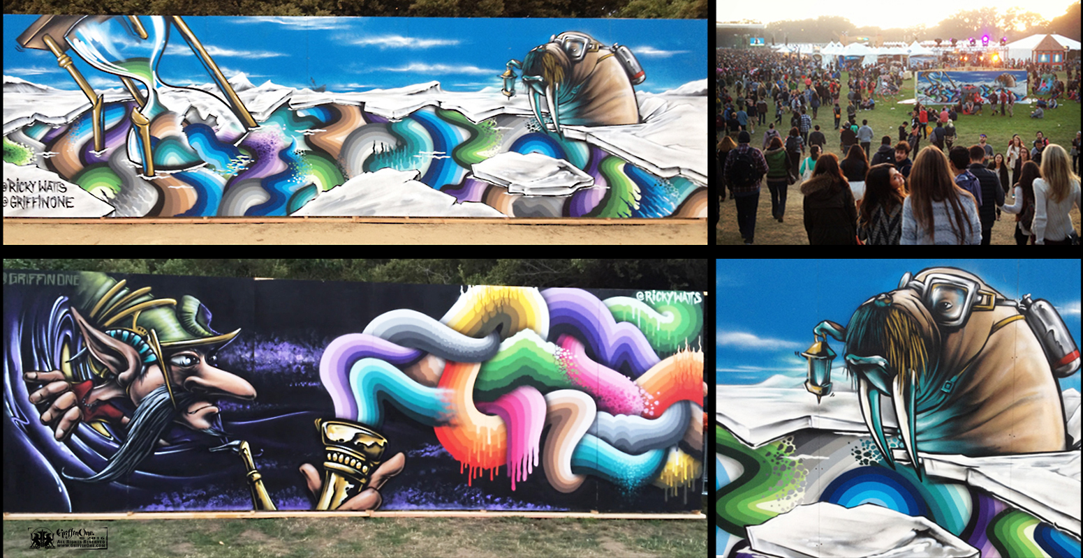 """""""Out Side Lands"""" SF Colab"""