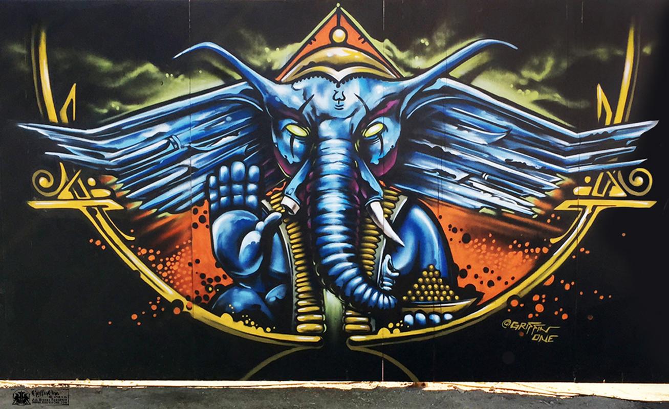 """Ganesh"" - Symbiosis"