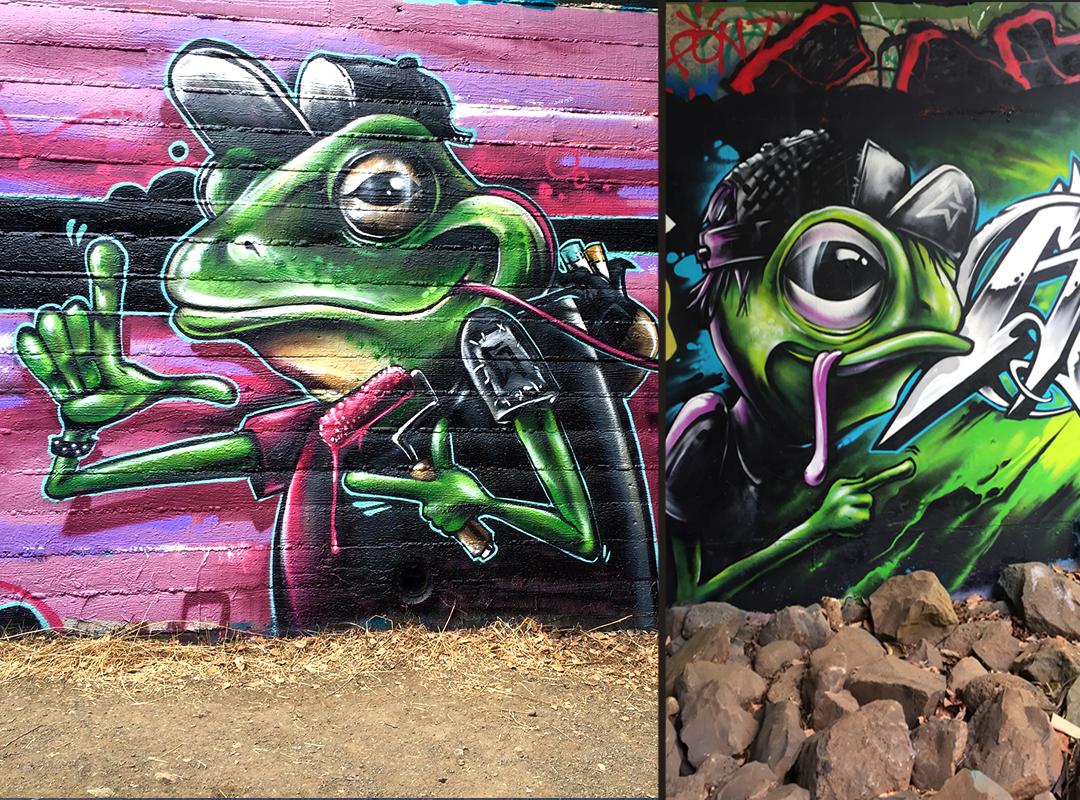 """""""Toad & Geko"""""""
