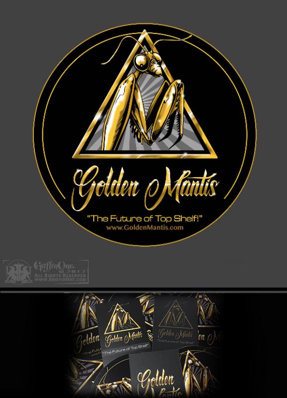 Golden Mantis