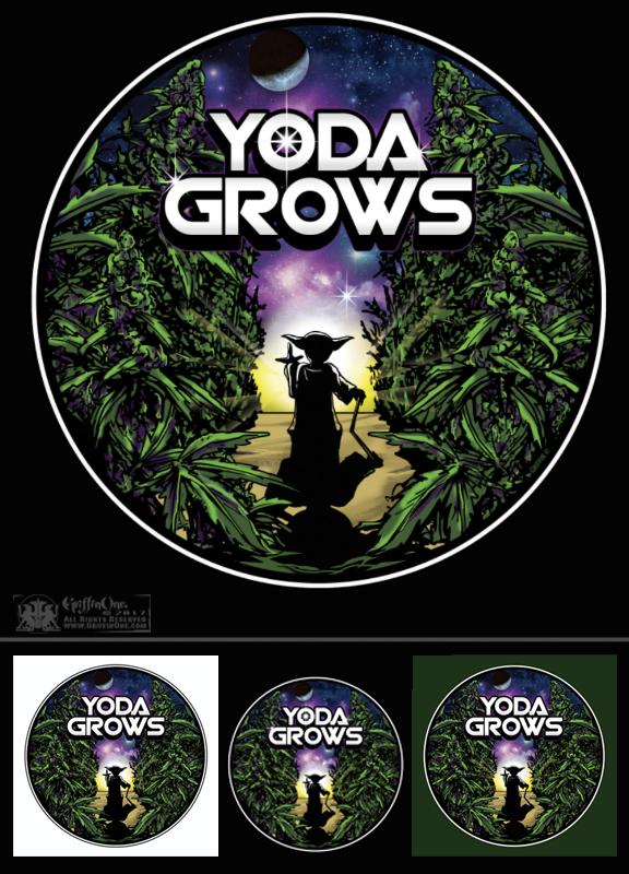 Yoda Grows