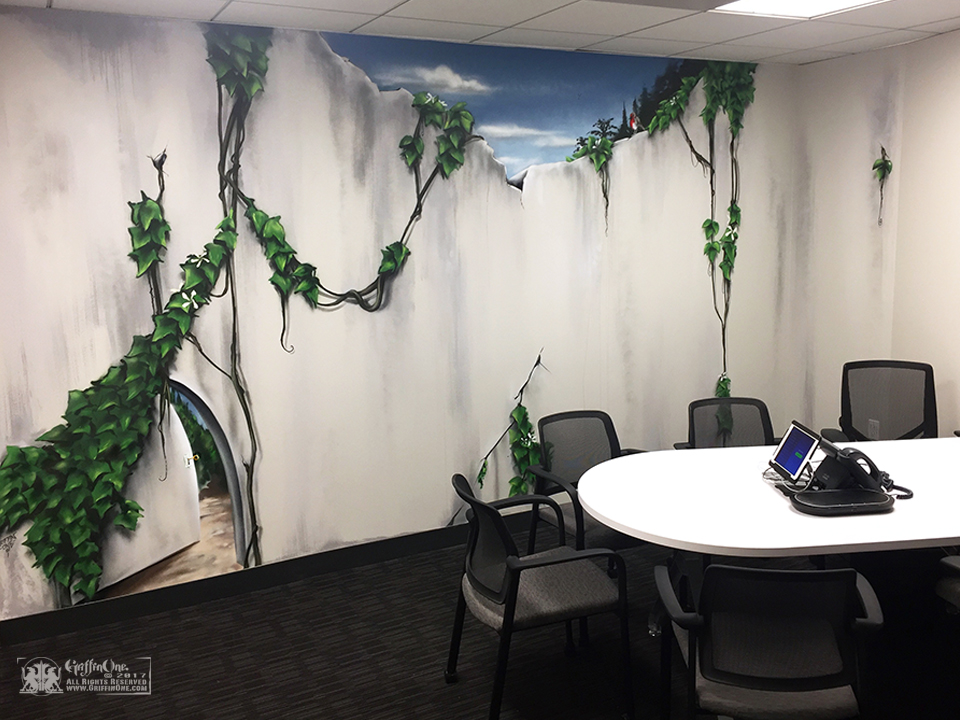 """Meeting Room Mural"""