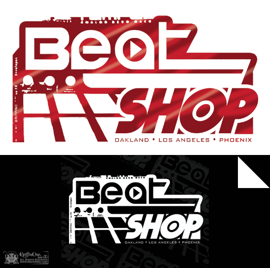 Beat Shop / Logo Design