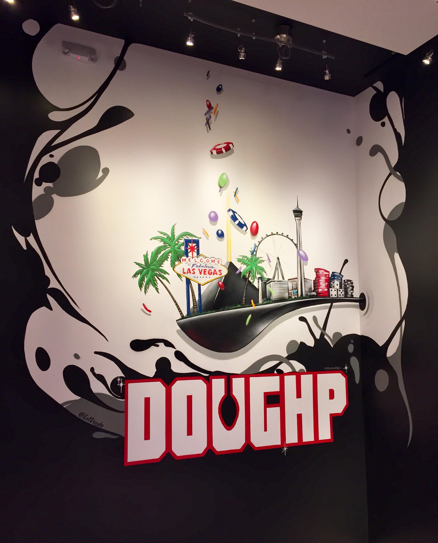 Doughp, Las Vegas mural