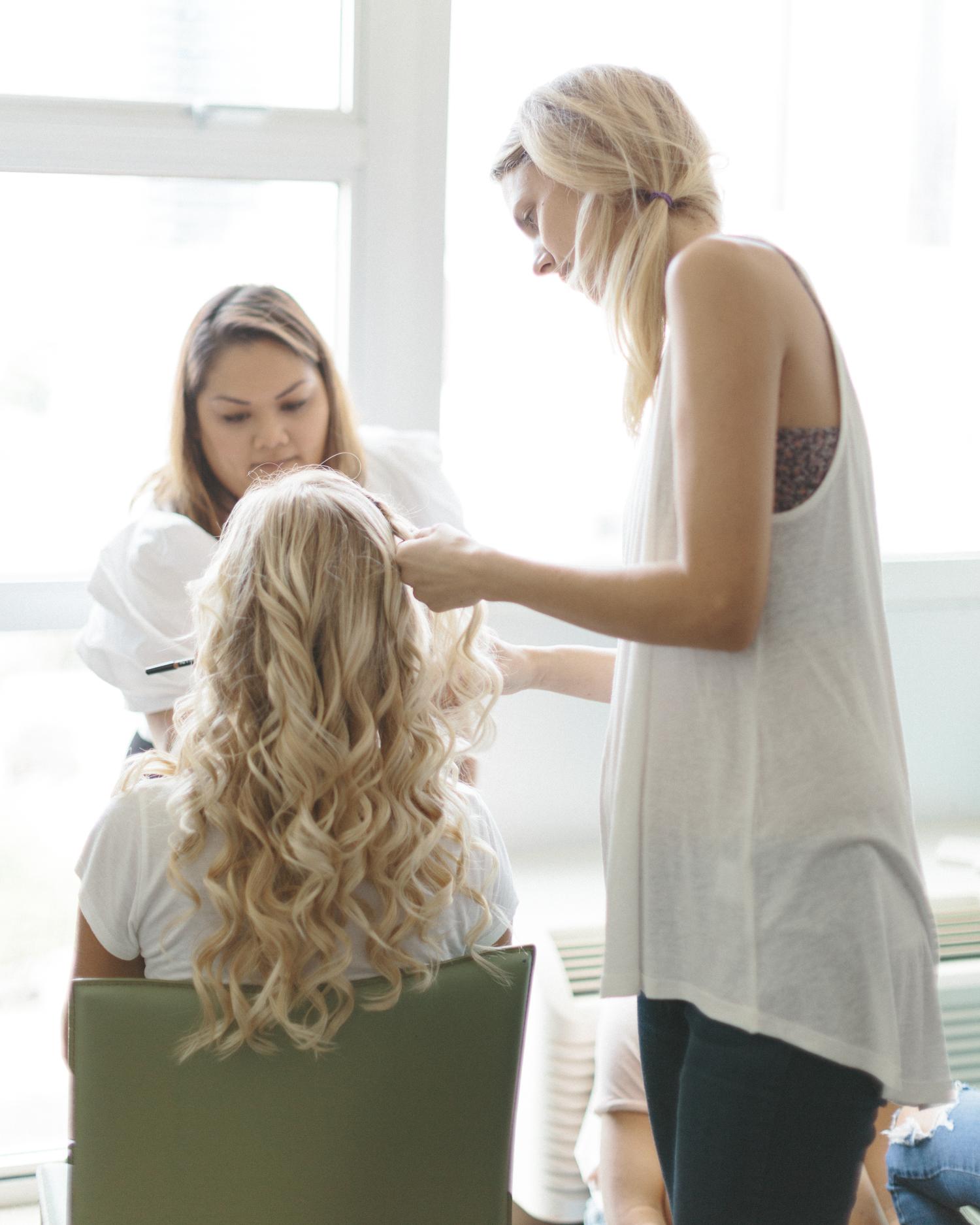 Mike Vidales Headshot Photographer Reveal Hair and Makeup Oahu