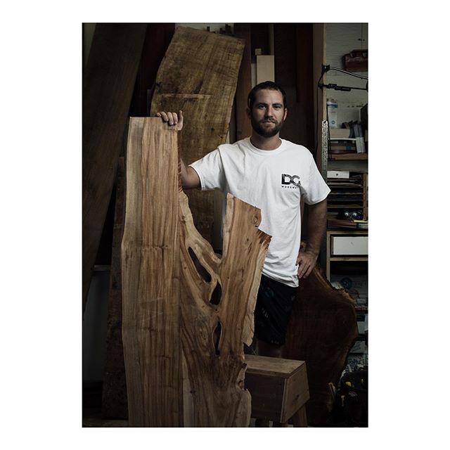 This portrait was taken a few years back of @noworrybeefcurry in his wood shop, check his work out he's always building and creating interesting custom projects. . . . . . . #oahuphotographer #hawaiiphotographer #honoluluphotographer #aloha #waikiki #kaimuki #kakaako #honolulu #kahala #oahurealestatephotographer #oahustudiophotographer #hawaiistudiophotographer #honolulustudiophotographer#oahuphotographers #commercialphotographer #hawaiiphotographers #honoluluphotographers #hawaiivideographer #oahuvideographer #canonusa #commercialphotography #advertisingphotography #advertisingphotographer