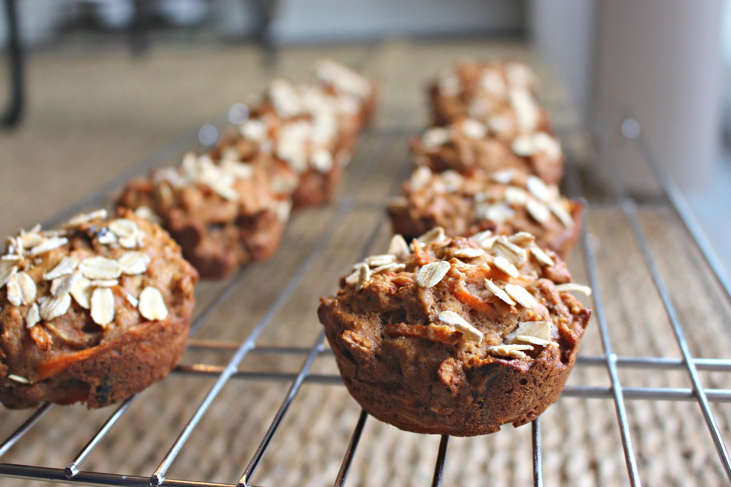 sugarfree muffins 5