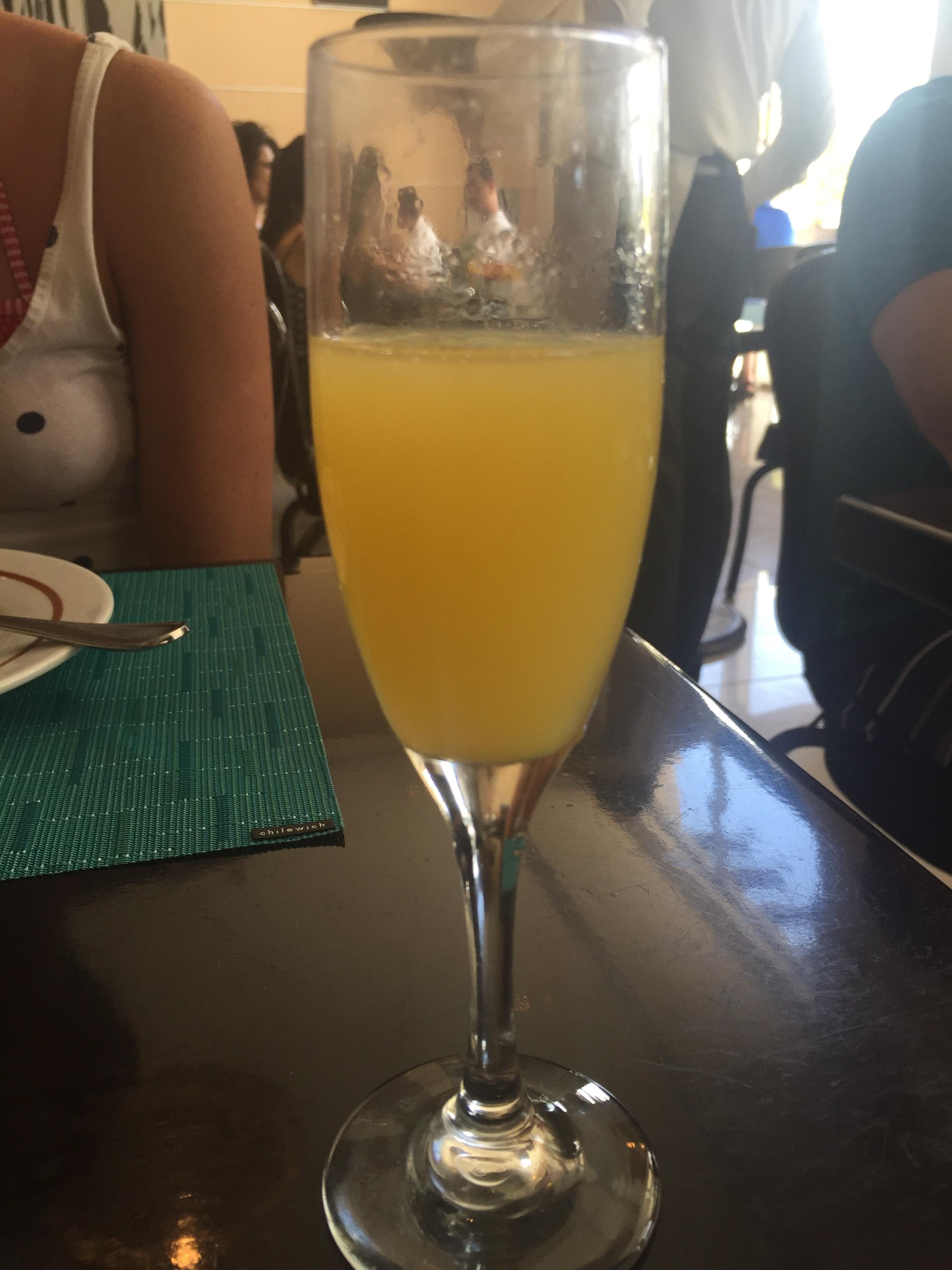 Yea mimosas!