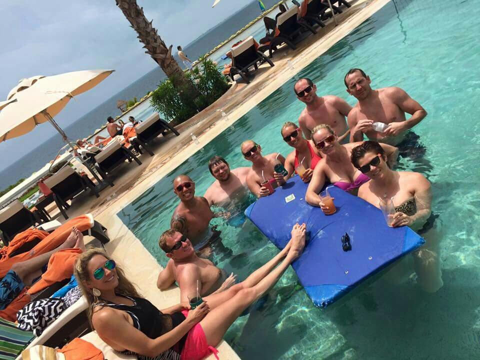 Pool Fun and Sun!