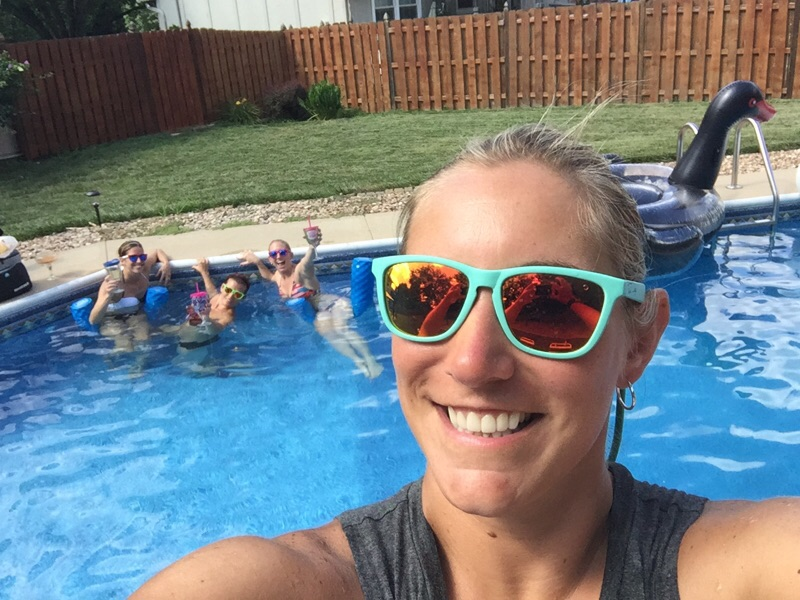 Ain't no party like a Daniels pool party