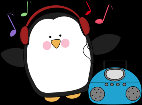 penguin-listening-to-music.png