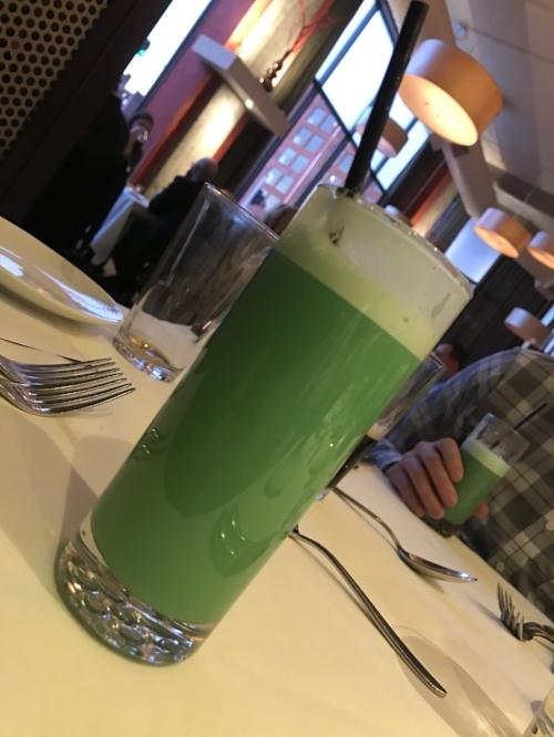 Green Eggs & Ale