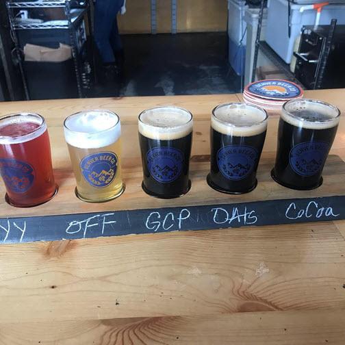 Denver Beer Co Beers.JPG