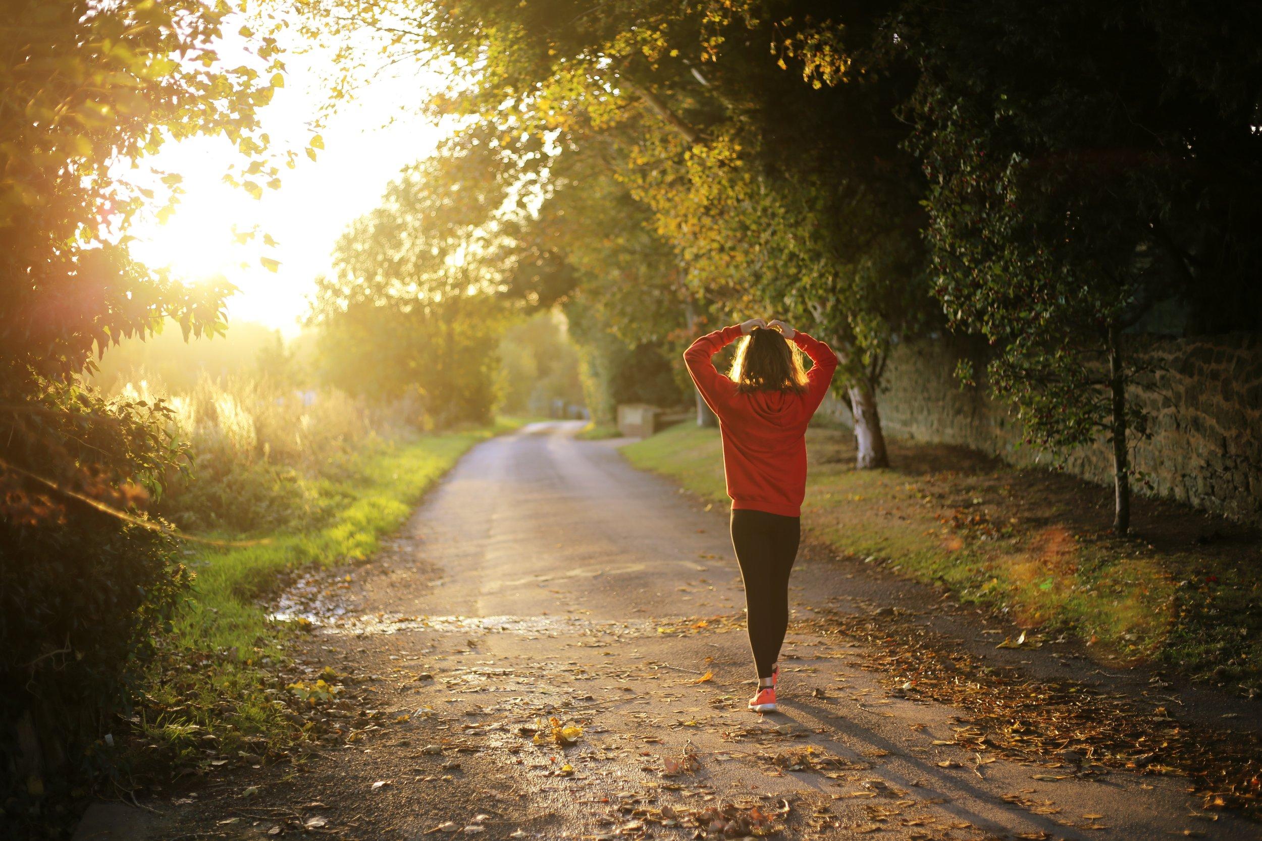 Exercice & Méditation   Le corps a besoin de mouvement et l'esprit a besoin de repos.