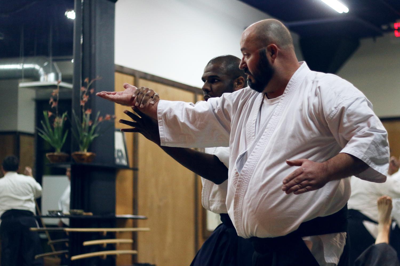 Intro To Aikido Louisville Aikikai