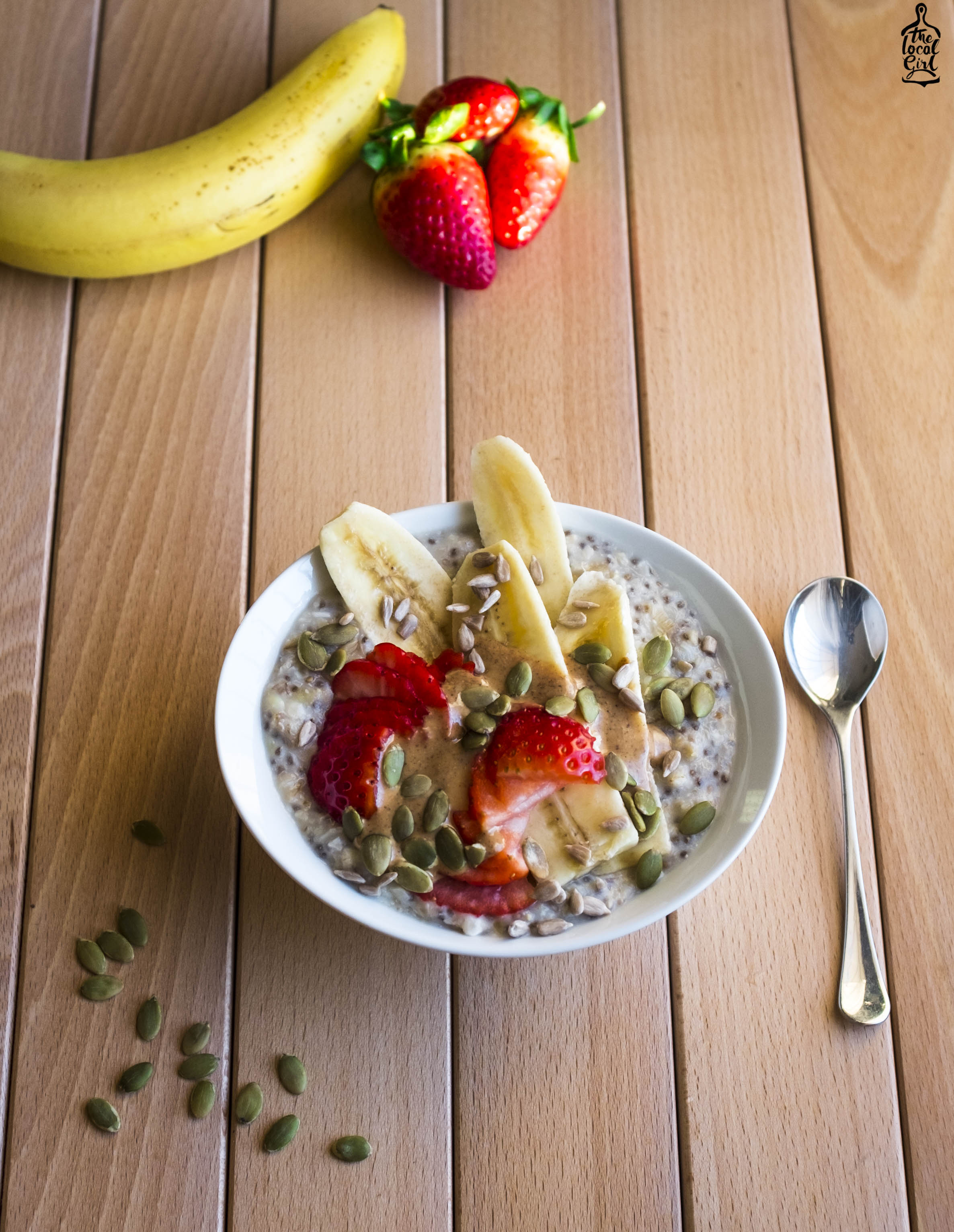 protein-packed porridge