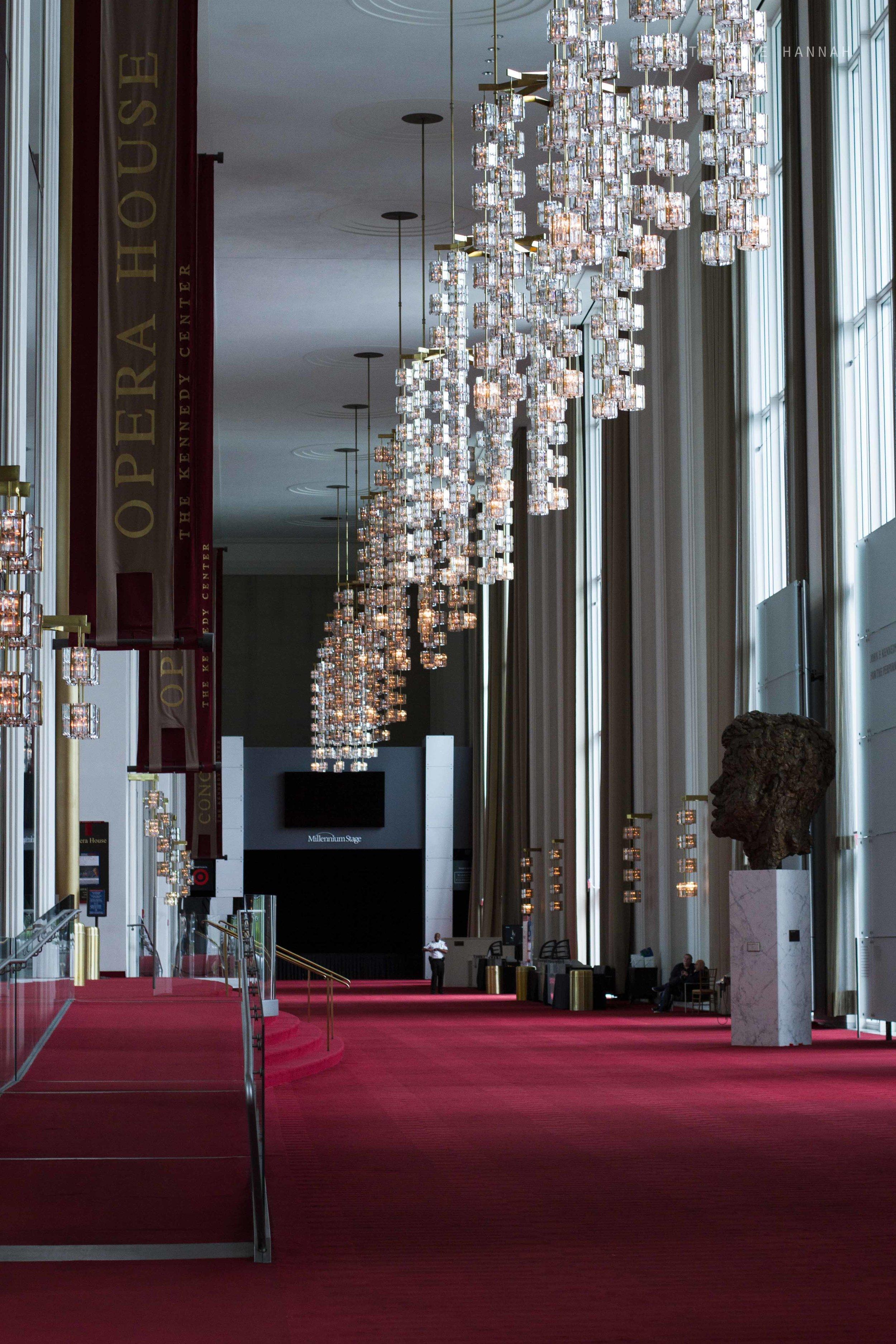 John F Kennedy Center Opera House
