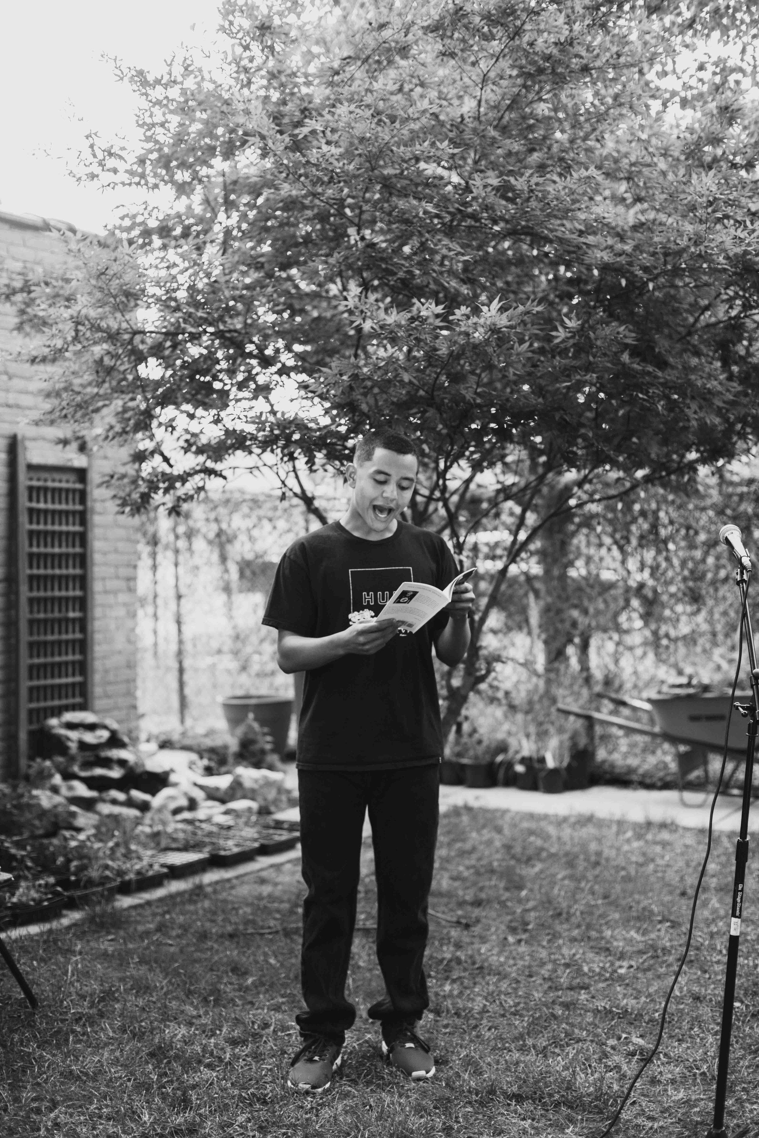 Jalen Kobayashi at William Hill Gallery