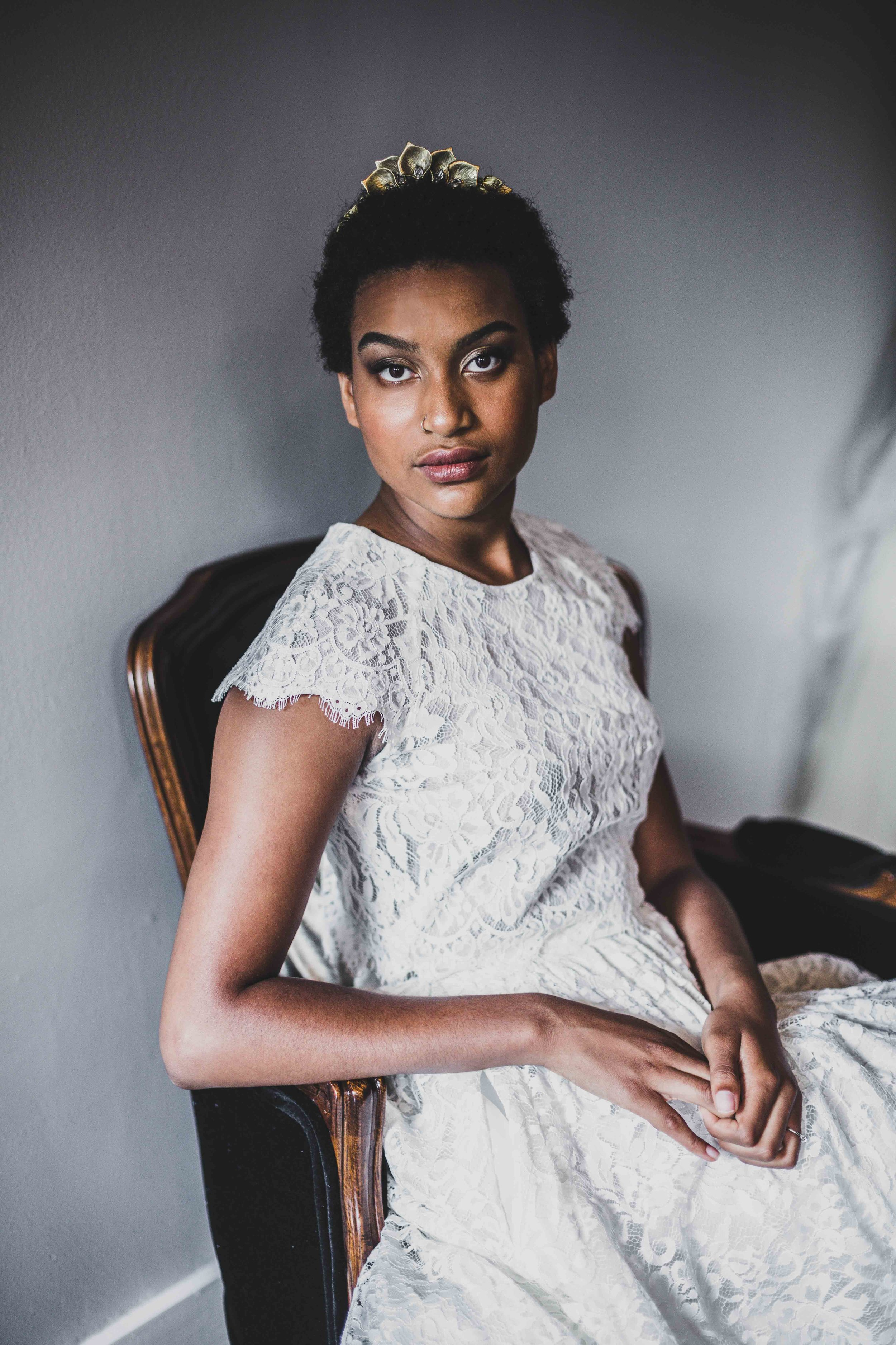 Chicago bridal inspiration session with Katharine Hannah