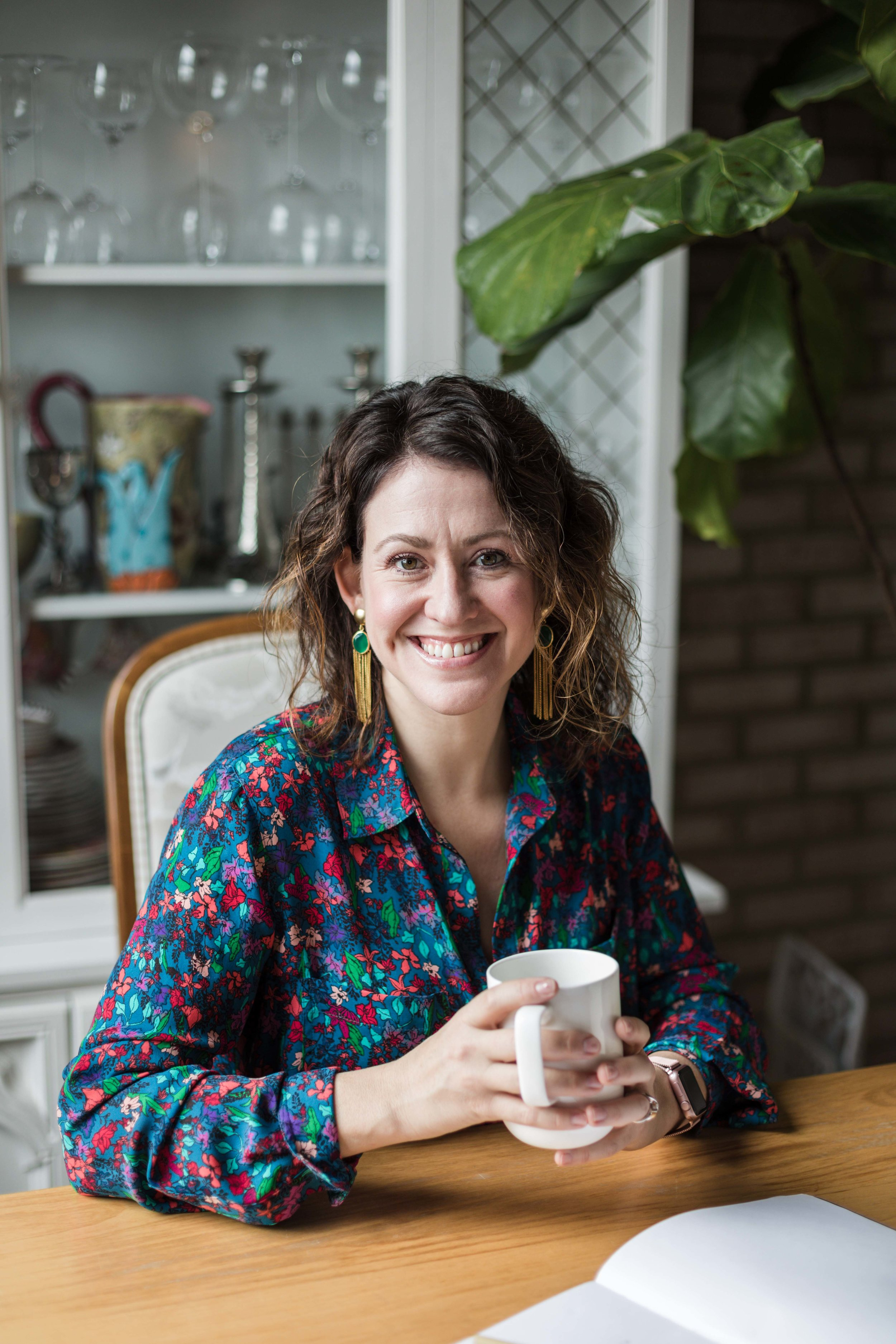 Freelance prop stylist Amanda Wolfson interviewed for  Inspired Chicago  feature series