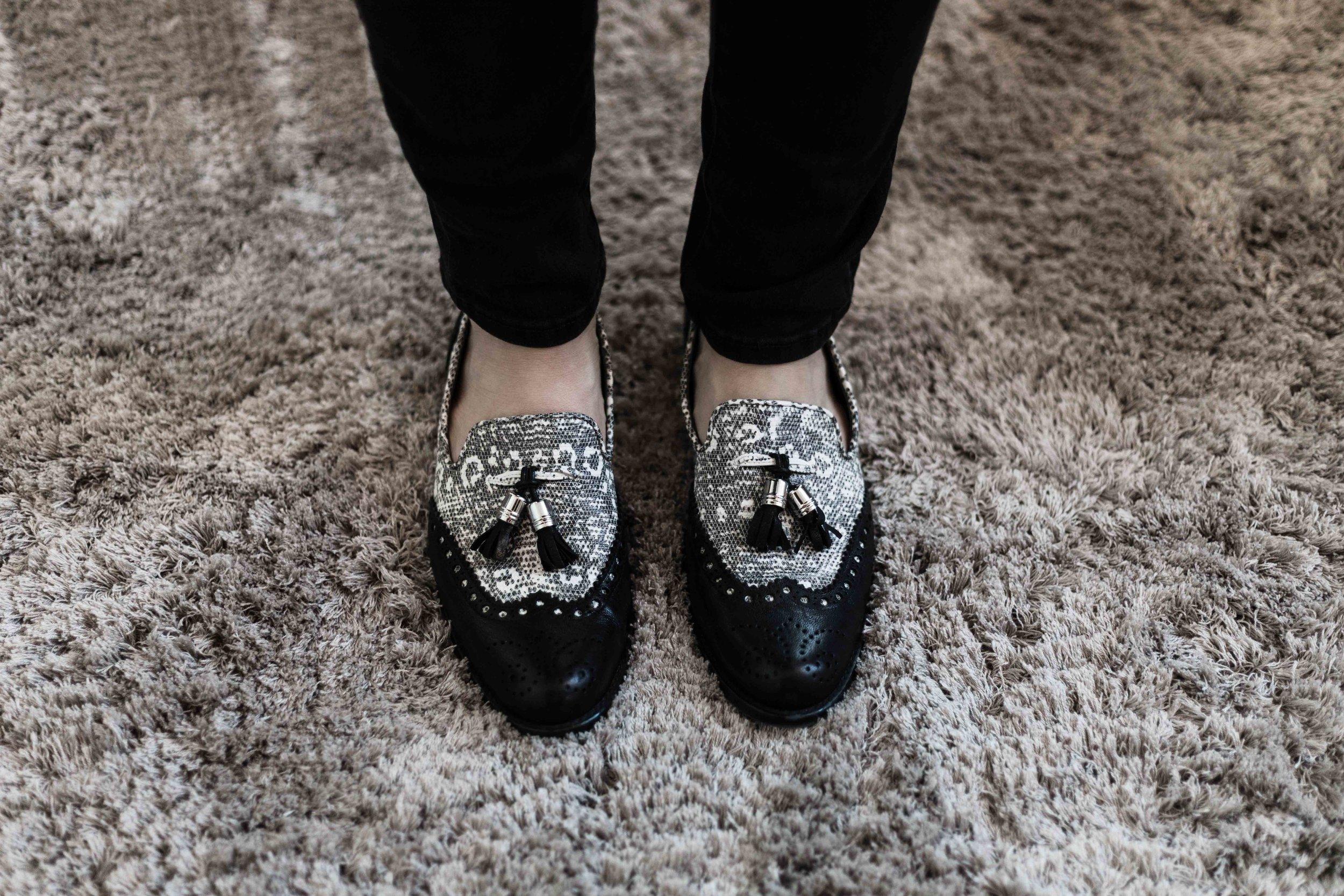 Hanna Lee Style, Chicago stylist interviewed by photographer Katharine Hannah