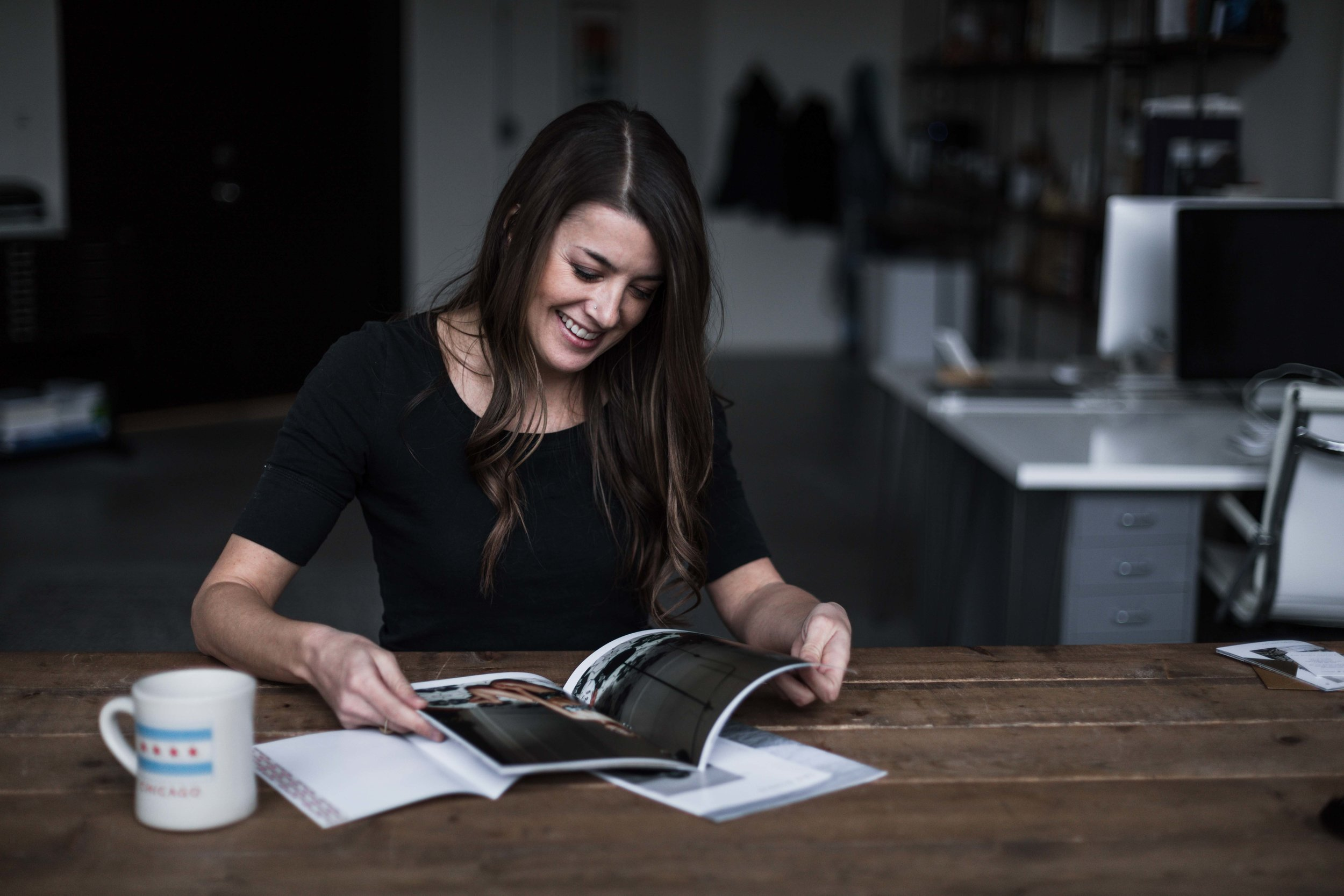 The Inspired Chicago Feature Series - A series of interviews highlighting Chicago's creative entrepreneurial women, sharing their inspirational stories, advice for other boss babes, and tips from their own experience of running successful businesses.