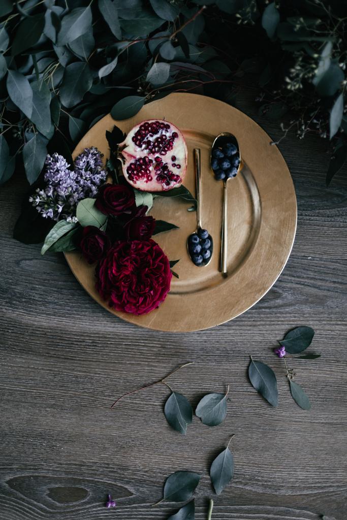 Chicago branding phtoographer Katharine Hannah works with Floral Designer Brittney Kee
