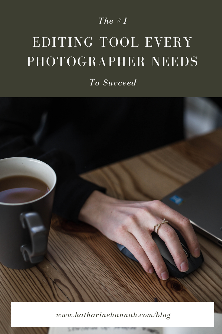 The #1 editing tool that every photographers needs to run a successful business