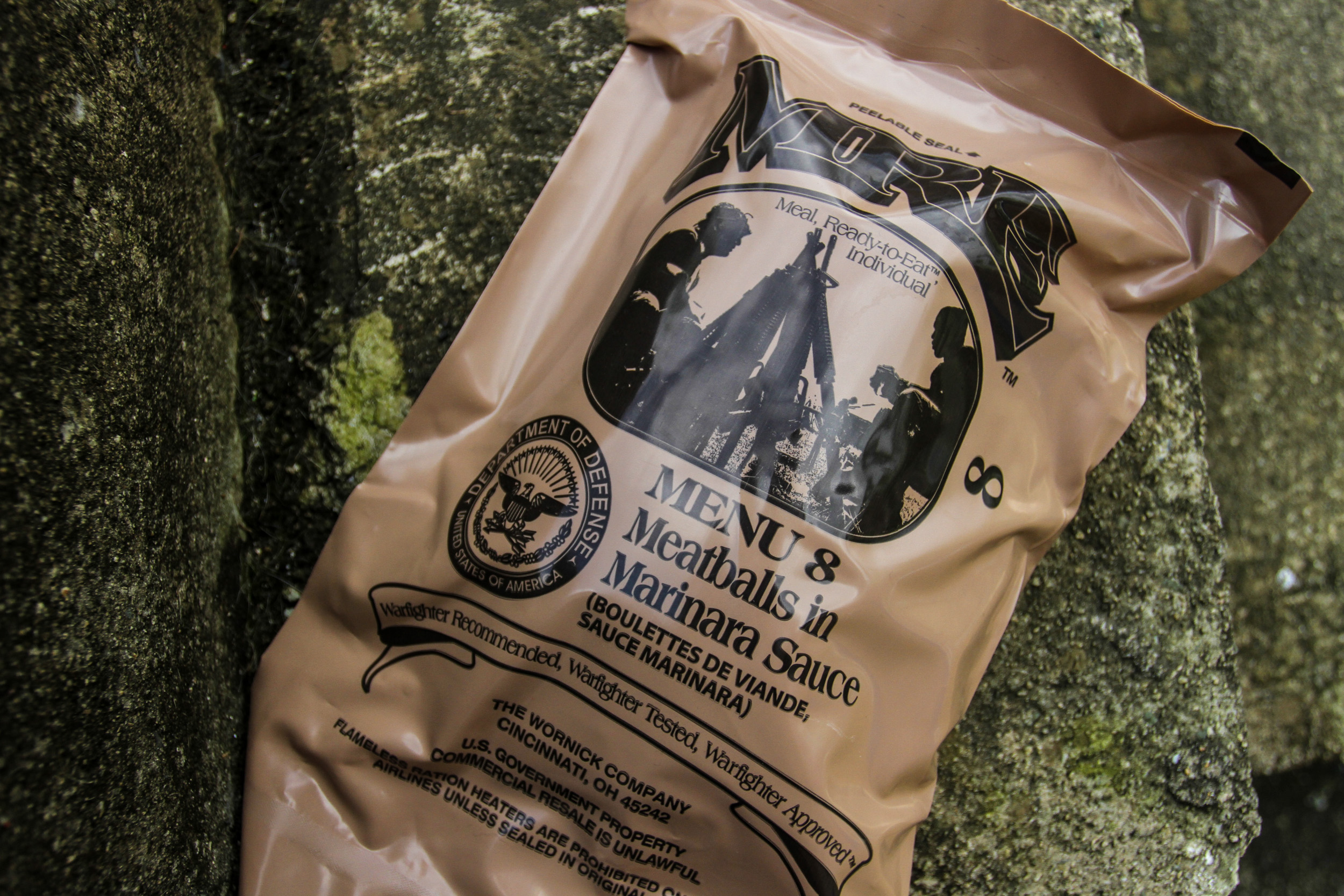 MRE (Meal Ready-to-Eat)