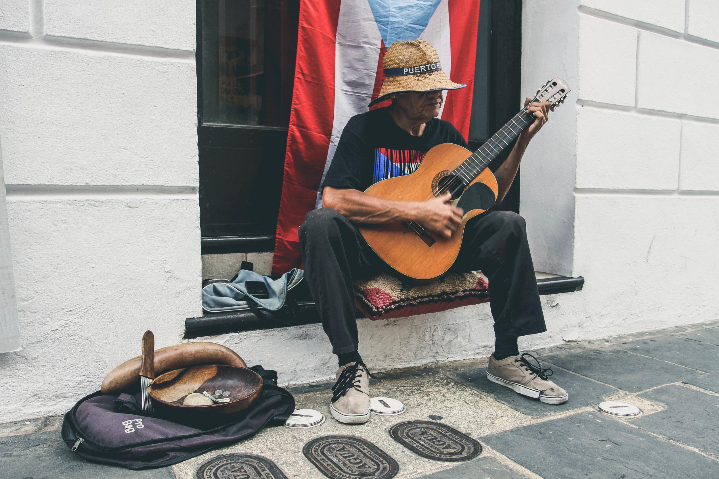 Old San Juan, PR 2017