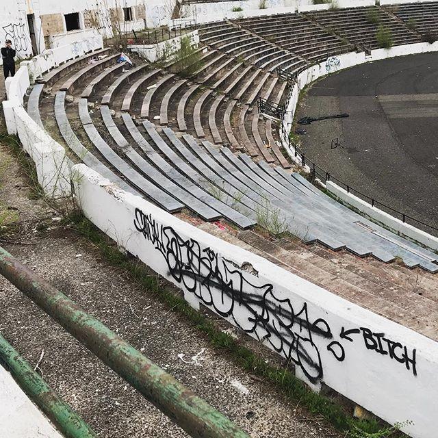 #stadium #layers #decay #beauty