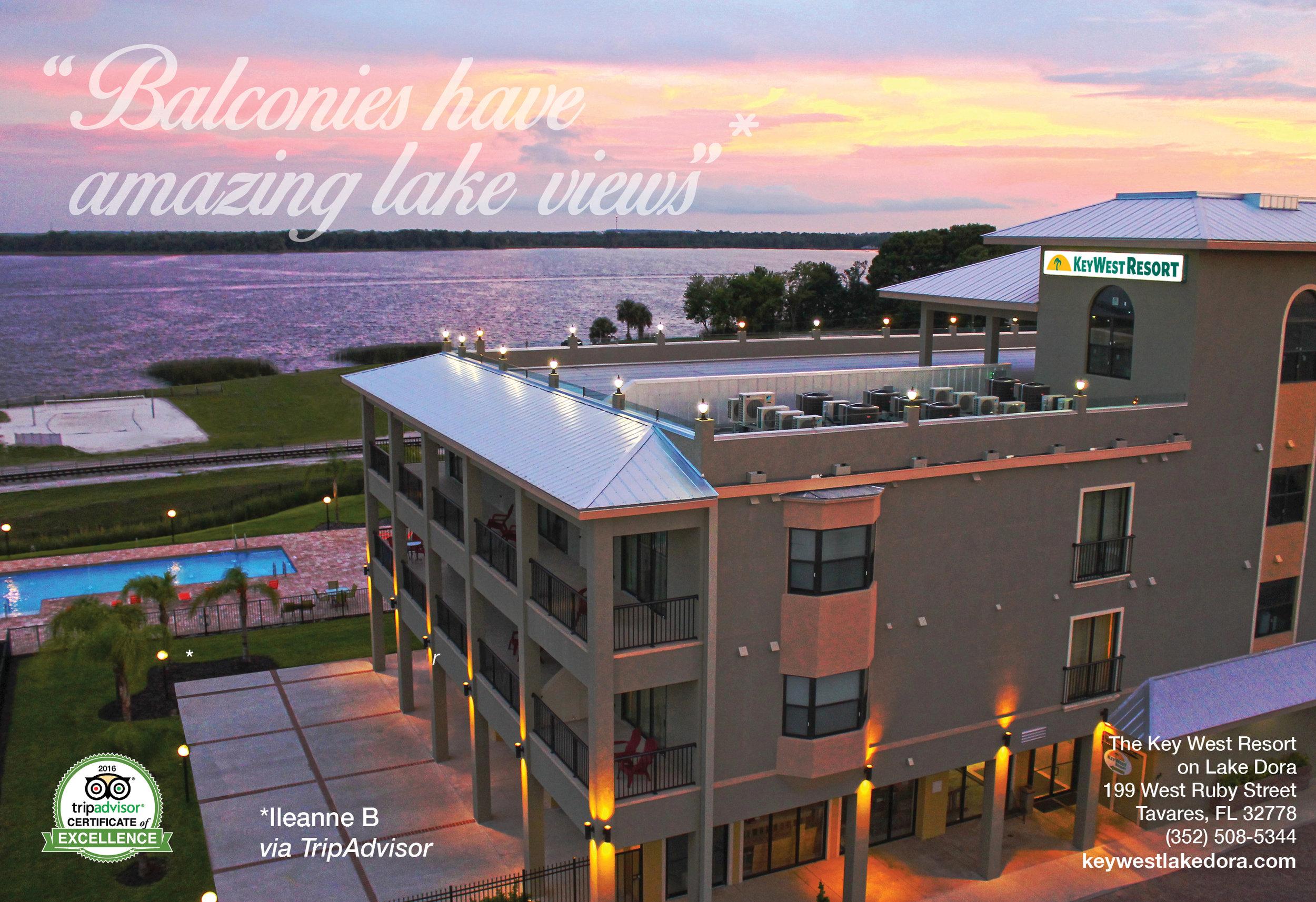 Copy of The Key West Resort on Lake Dora