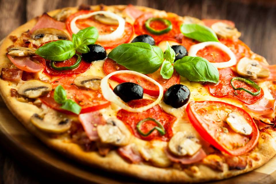 Which is your best place to eat Pizza in Kampala?