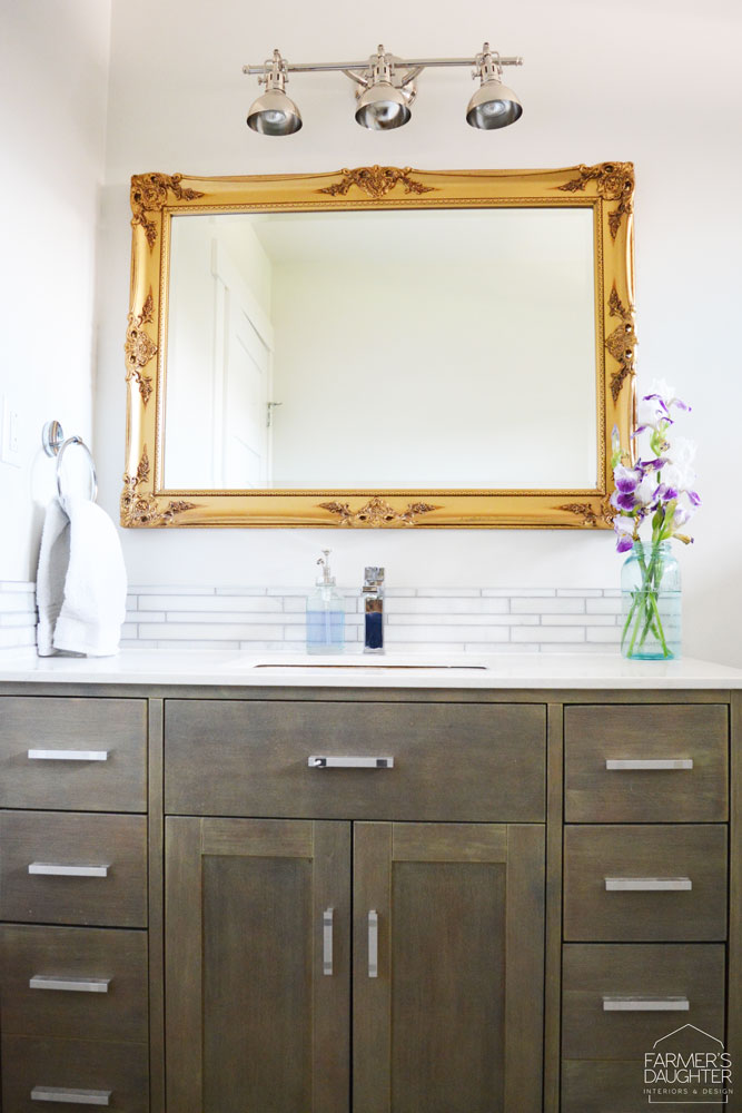 Farmers Daughter Interiors - Allen Drive Project - Bathroom - AFTER - 3