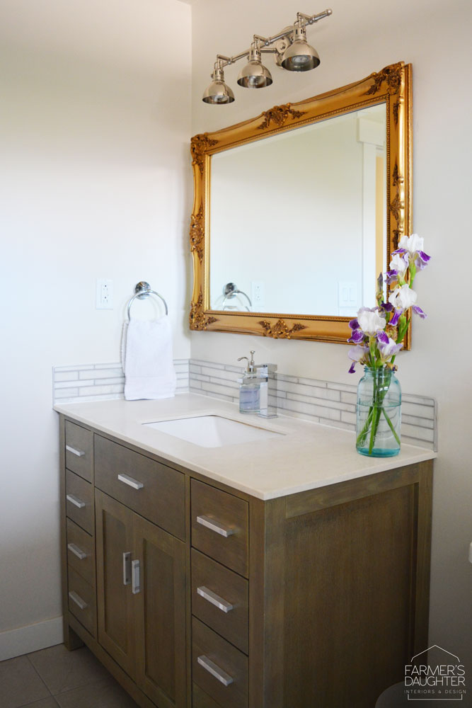 Farmers Daughter Interiors - Allen Drive Project - Bathroom - AFTER - 5