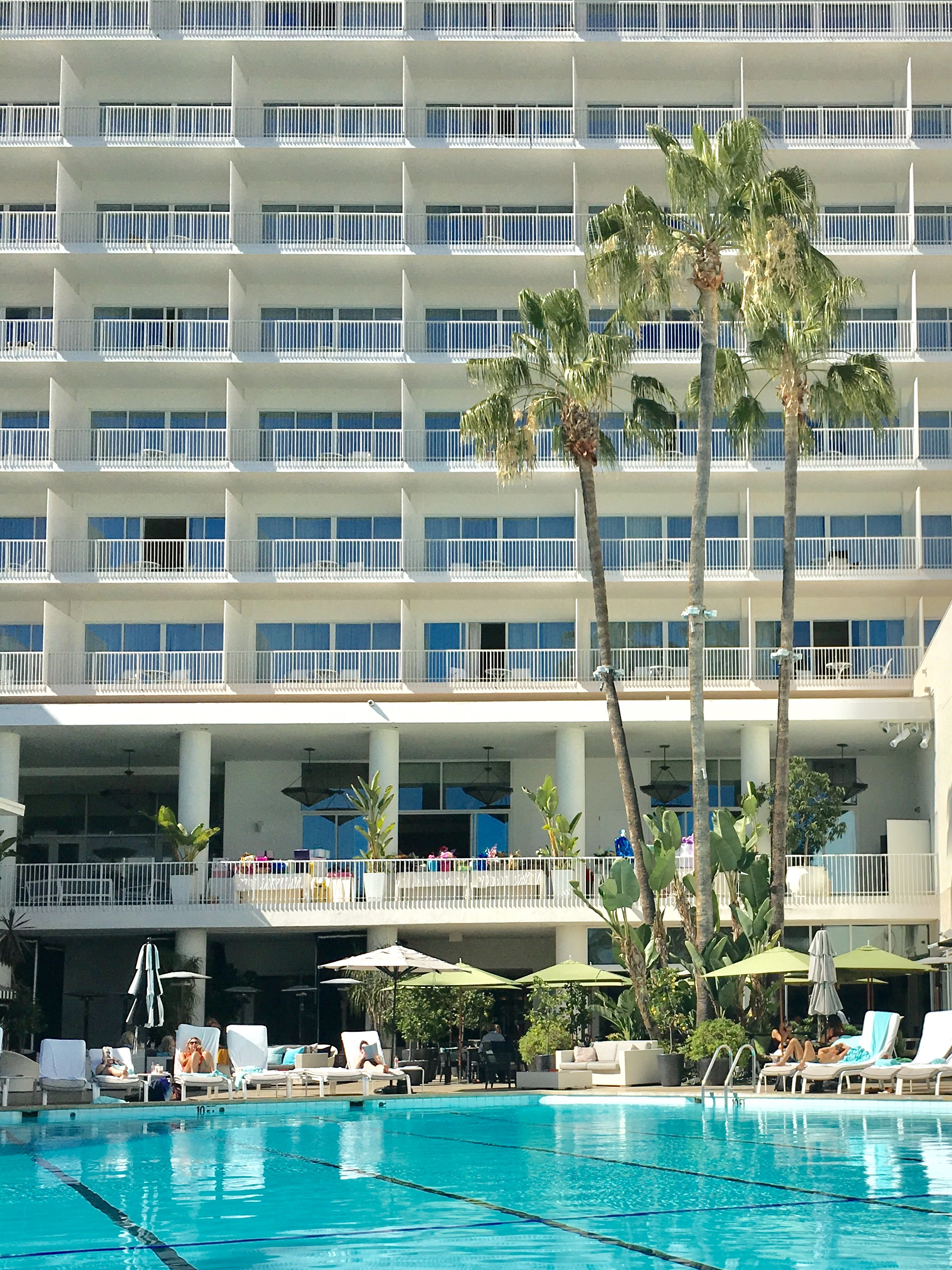 Our conference host, the iconic Beverly Hilton Hotel