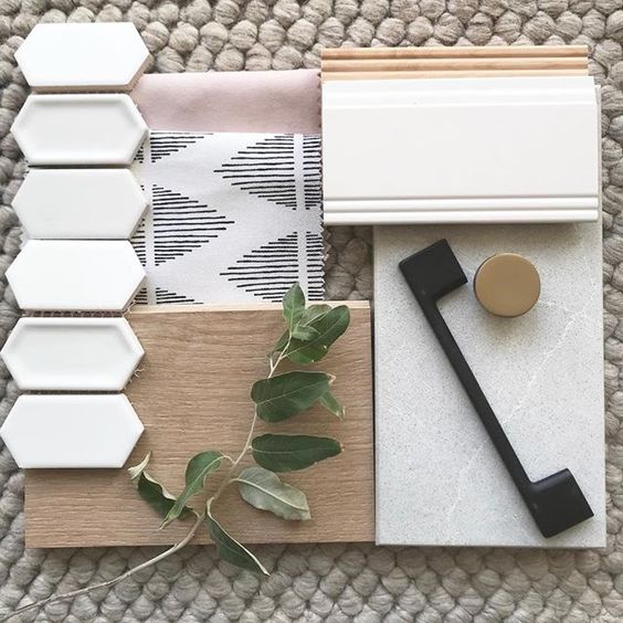 497   Inspired by life on the coast, this palette is simple + youthful, yet refined enough to be modern.