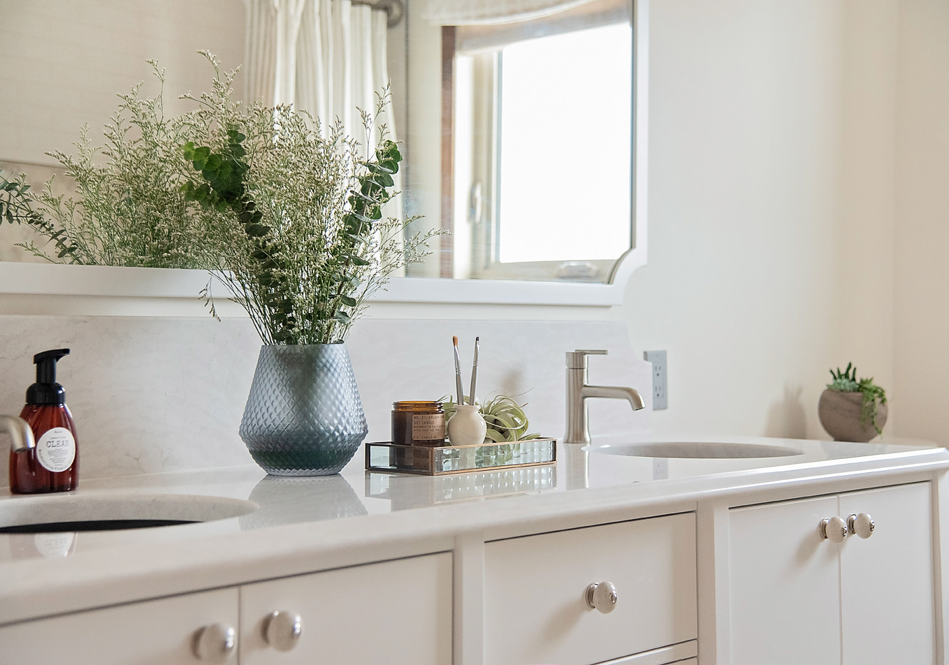 FARMER'S DAUGHTER INTERIORS: WAILEA BATH