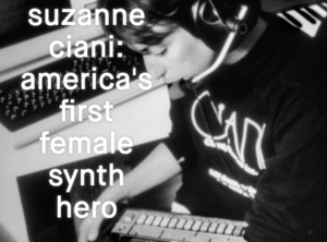 Check out this great article about Suzanne Ciani's career!
