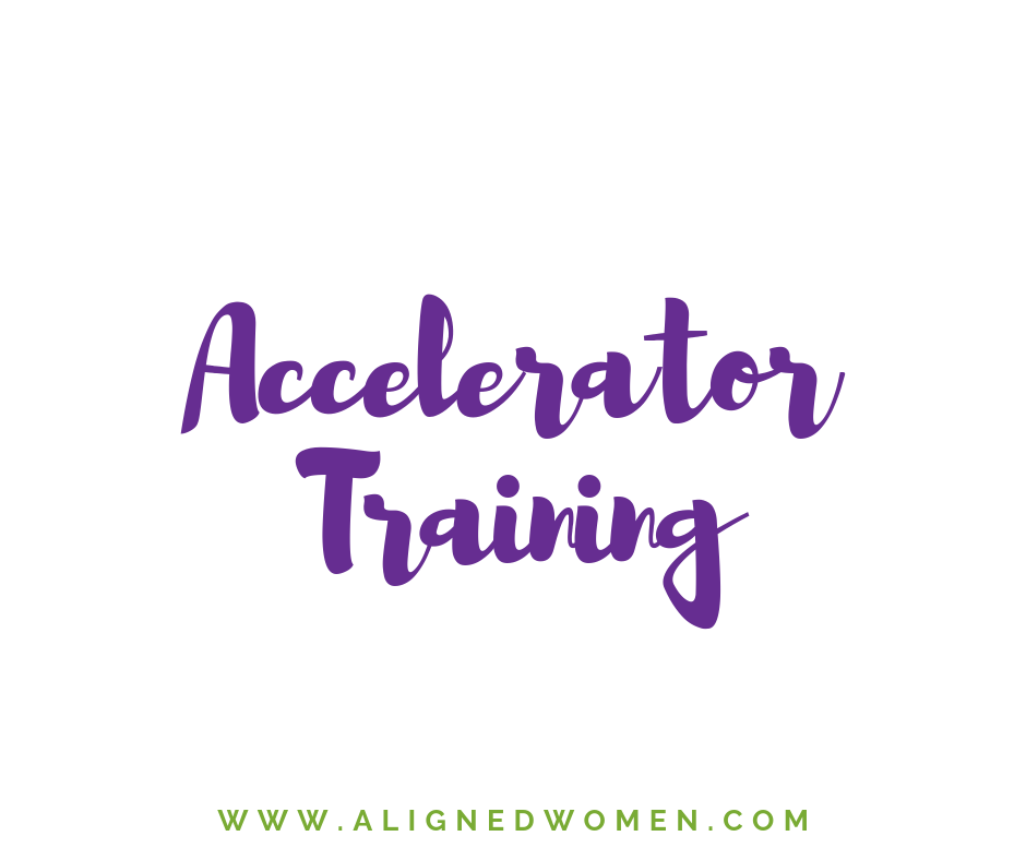 In this Accelerator Training Series you will find six months of training focused on creating an online digital product.  Each month will have one training lesson and one Q&A session.
