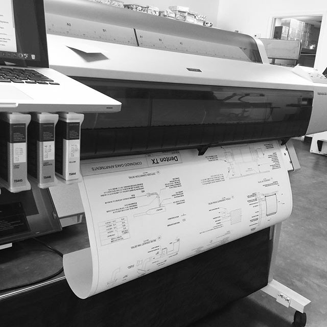 #blueprints #oakcliffprint #oakcliff #bishoparts #dallas #print #digital #jefferson