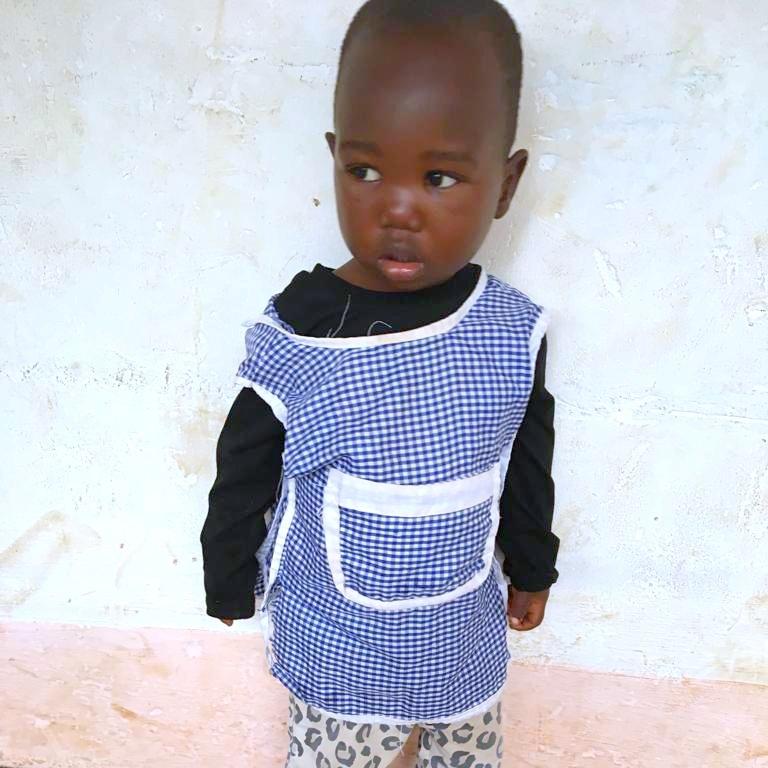 Calton, Age 4