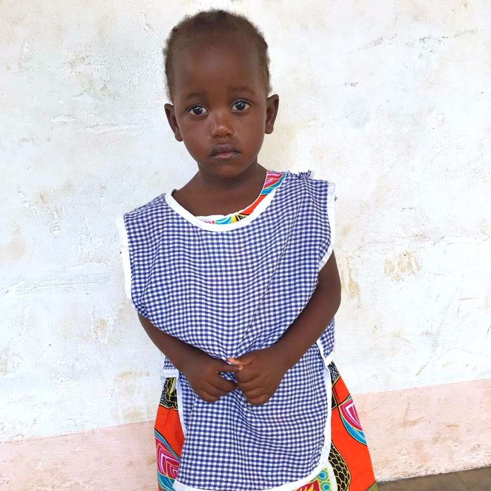 Delfa, Age 3